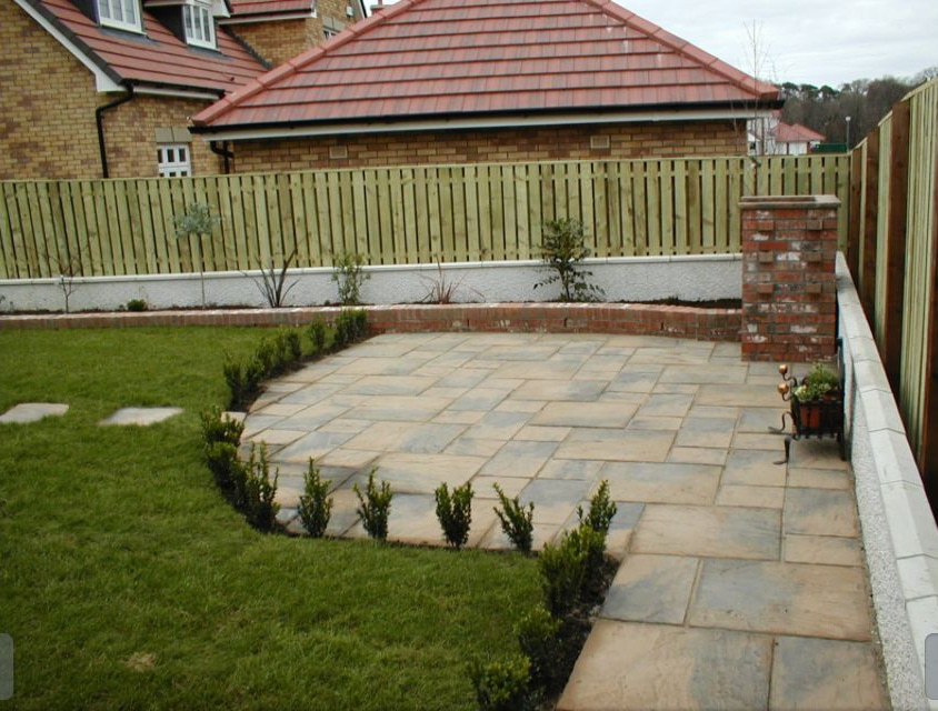 Patio Installers St Helens